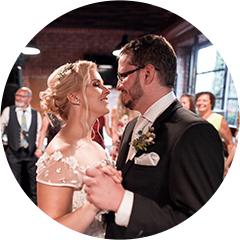 Svatební tanec - Svatební fotografie